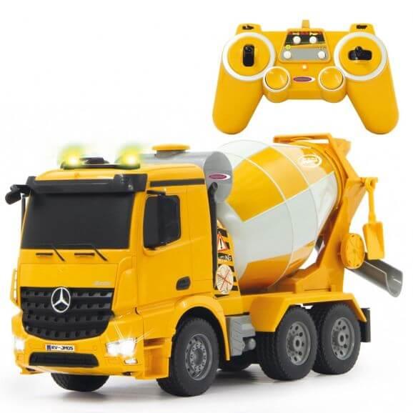 Radiostyrd Mercedes Arocs betonglastbil 1:20