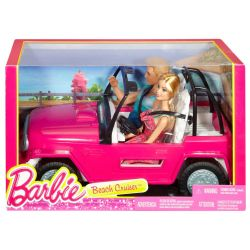 Bil Barbie Beach Cruiser Mer information kommer snart.