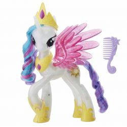 My Little Pony Deluxe Princess Celestia Mer information kommer snart.