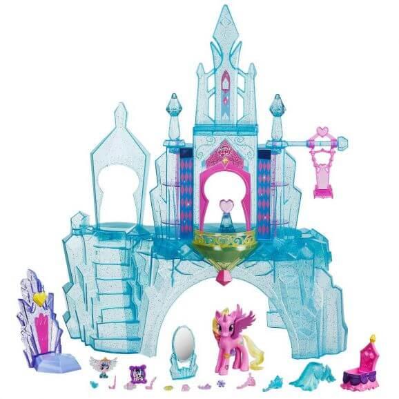 My Little Pony Crystal Empire Playset Mer information kommer snart.