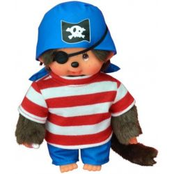 Monchhichi Pirat 20 CM
