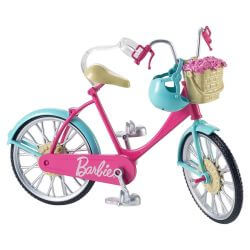 Barbie Cykel Mer information kommer snart.