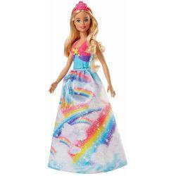 Barbie Dreamtopia Prinsessa Blond Mer information kommer snart.