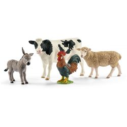 Schleich Farm world Startsats 42385