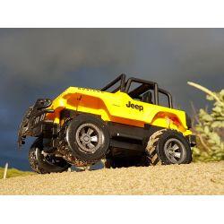 Radiostyrd Jeep Wrangler Rubicon Jamara 1:18