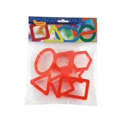 Bag of MOULDS - GEOMETRICAL FIGURES
