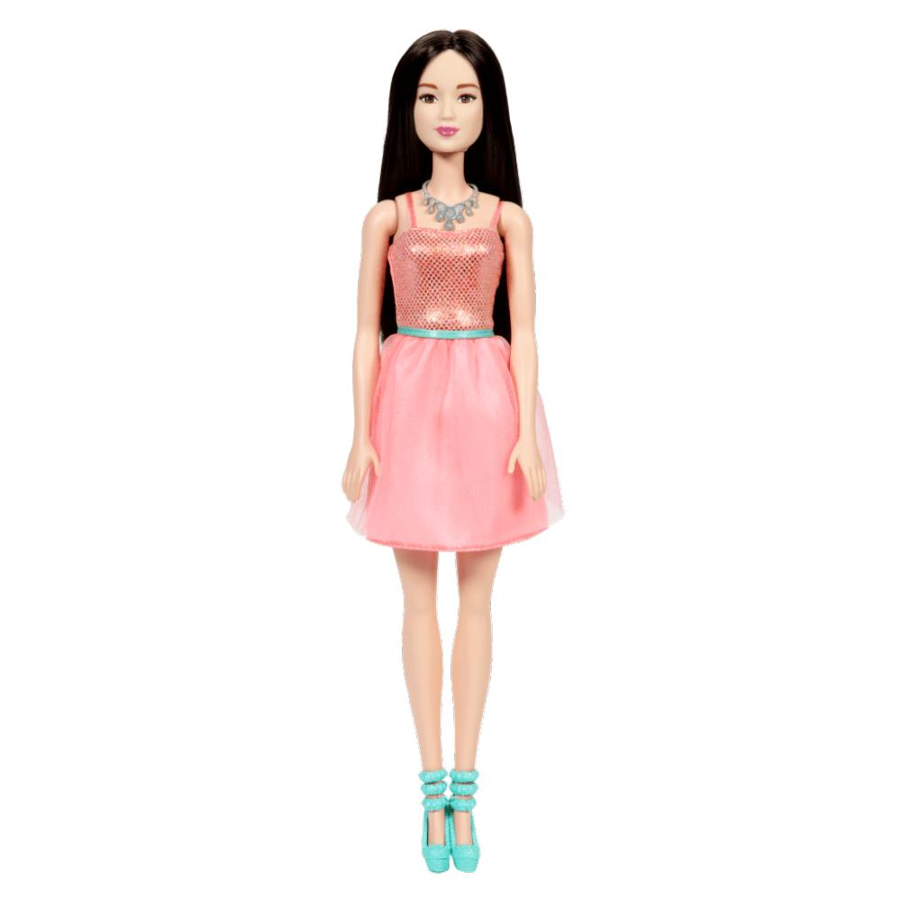 Barbie Docka Glitz Ljusrosa DGX83