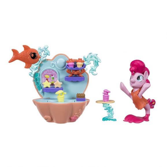 My Little Pony Undersea Pinkie Pie Scene Café