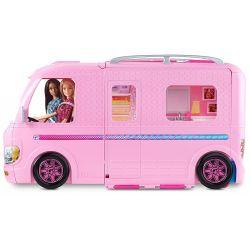 Barbie Campingbil Mattel