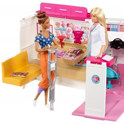 Barbie Ambulans