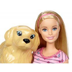 Barbie Newborn Pups Rosa