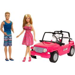 Bil Barbie Beach Cruiser