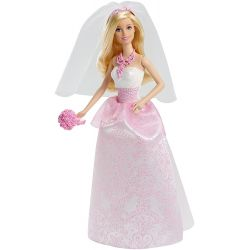 Barbie Fairytale Kingdom Princess Bride