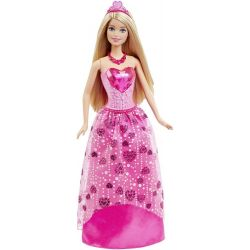 Barbie Fairytale Princess Gem Mattel