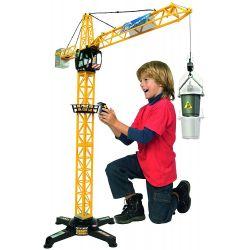 Dickie Toys Gigantisk Lyftkran 100 cm