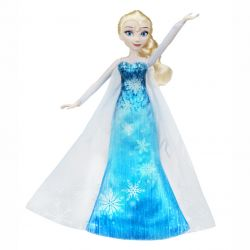 Docka Frozen Play A Melody Gown Elsa
