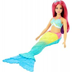 Barbie Dreamtopia Mermaid Havsfru Sjöjungfru