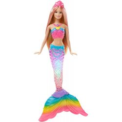 Barbie Dreamtopia Rainbow Mermaid Sjöjungfru