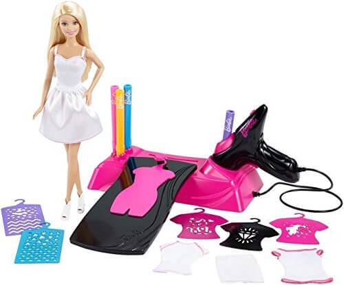 Barbie Airbrush med Barbiedocka CMM85
