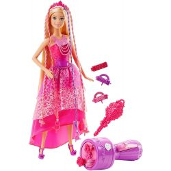 Barbie Endless Hair Kingdom Snap'n Style Princess