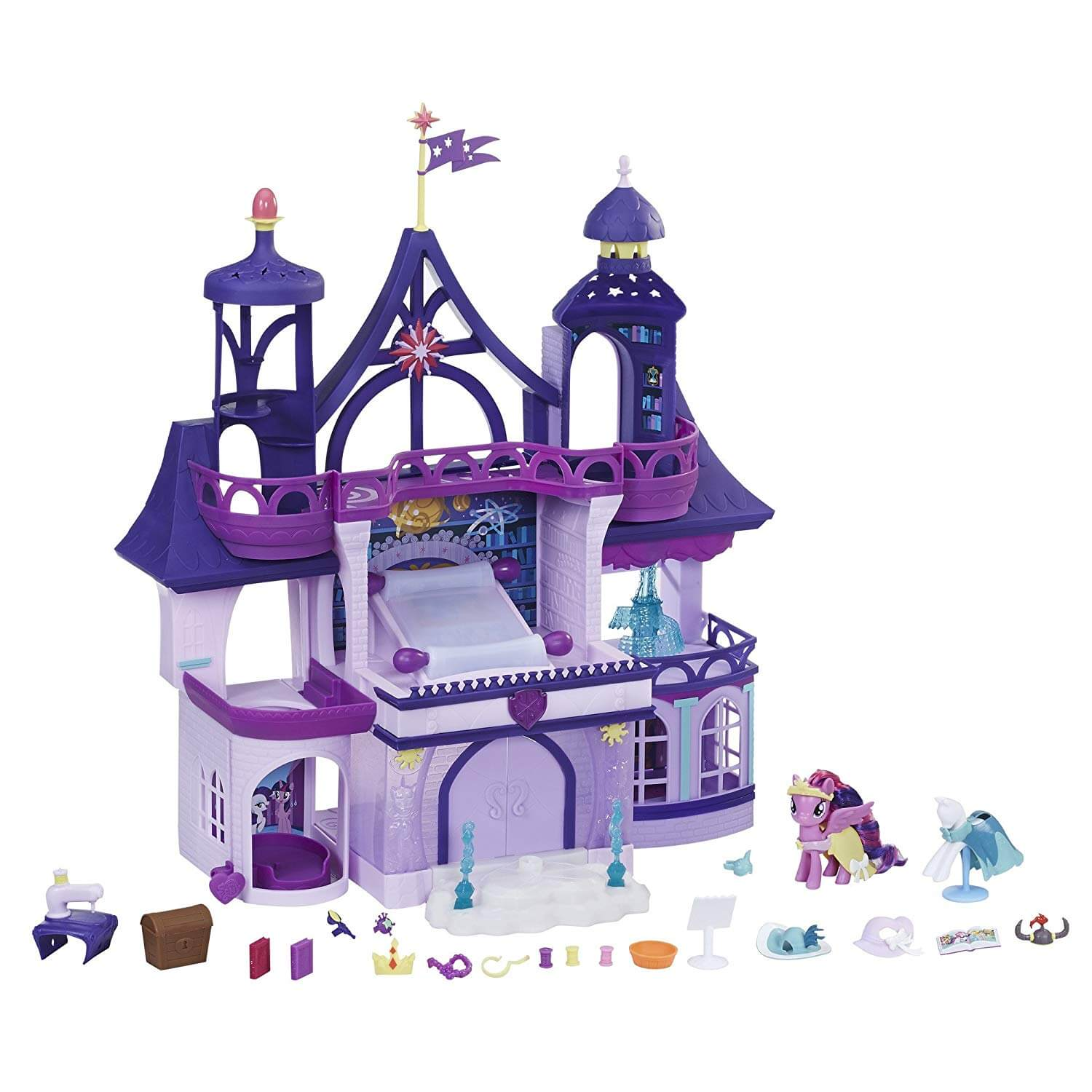 My Little Pony Twilight Magical School Of Friendship