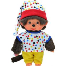 Monchhichi Pyjama Dots Boy 20 cm