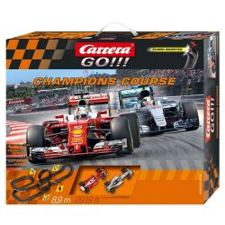 Carrera Go Champions Course 890 cm