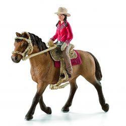 Schleich Häst Western Rider