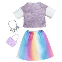 Barbie Fashion Klädset Regnbågsfärg