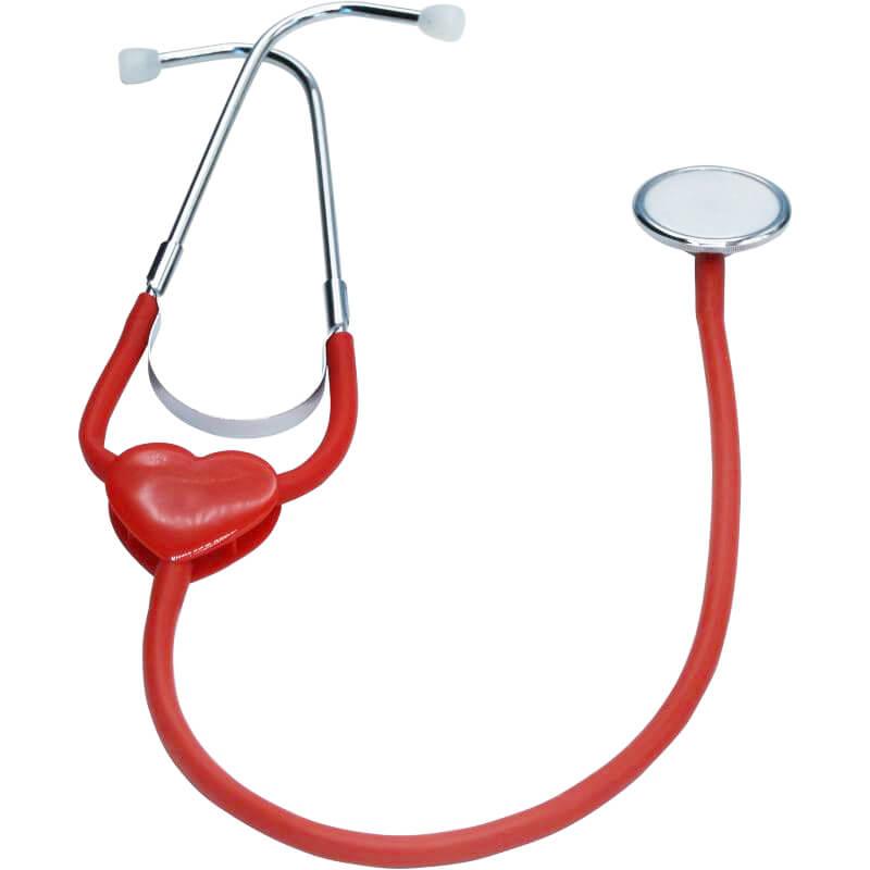 Stetoskop Leksak som fungerar som ett riktigt