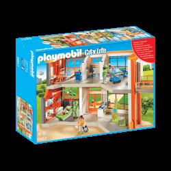 Playmobil Barnsjukhus med Utrustning 6657