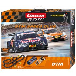 Carrera Go Bilbana DTM Speed Club 890 cm
