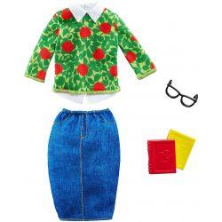 Barbie Fashion Outfit School Lärare DNT92