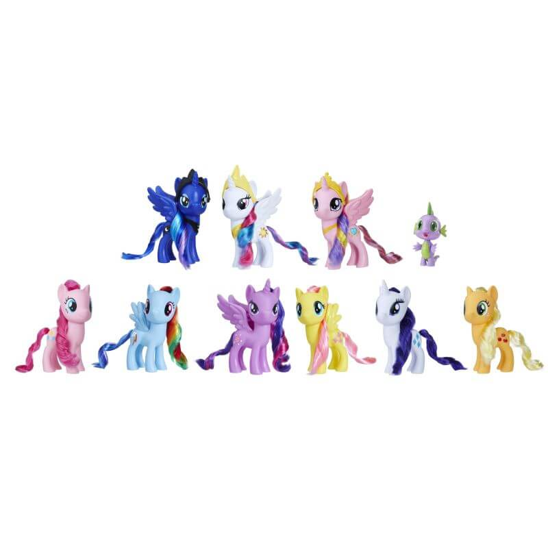 My Little Pony Ultimate Equestria Collection - Leksakscity.se 3715ac4054d28