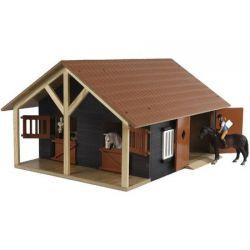 Kids Globe häststall Schleich 2 st. stallboxar 1:24