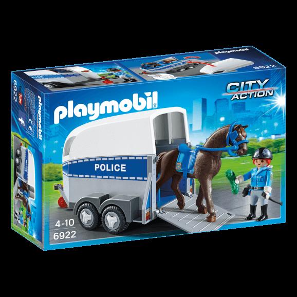 Playmobil Transport till Polishäst 6922