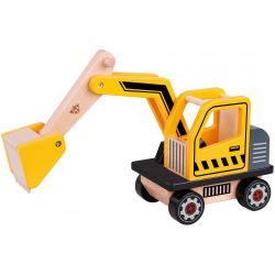 Grävmaskin i trä, Tooky Toy