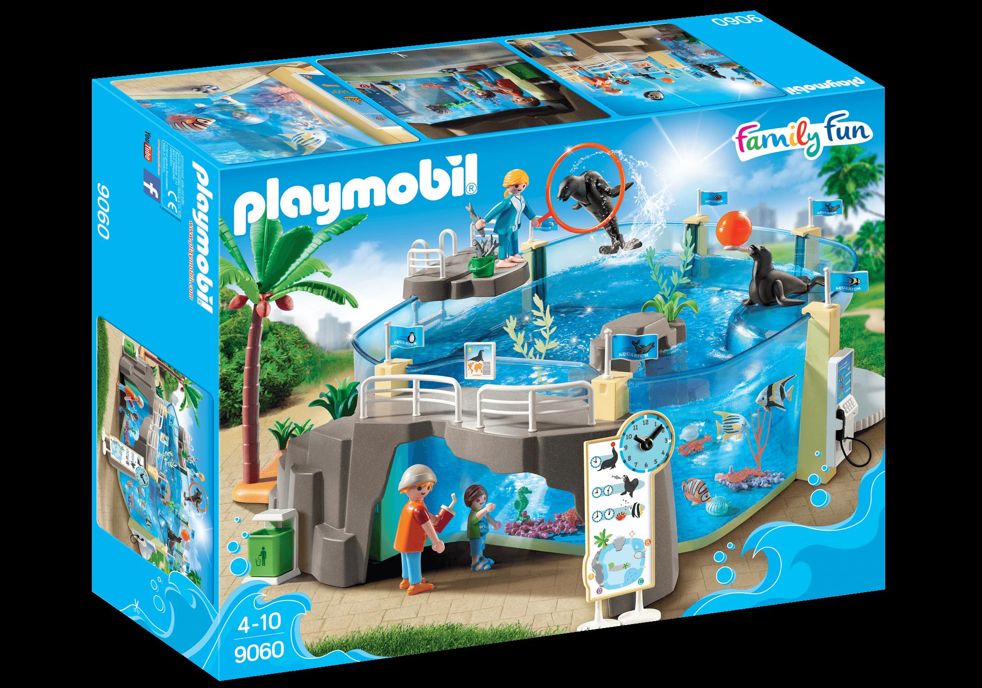 Läs mer om Playmobil 9060 Akvarium