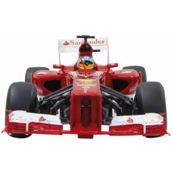 Radiostyrd bil Ferrari F1 i Rastar skala 1:18