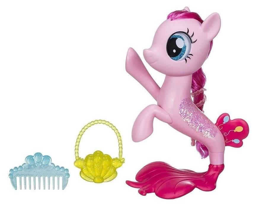 My Little Pony Glitter & Style Seapony Pinkie Pie