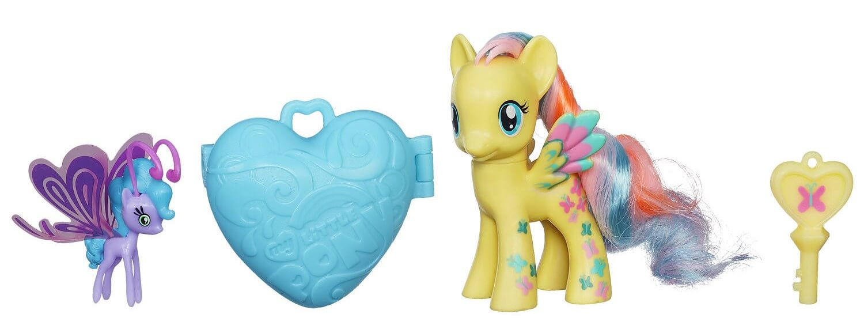 My Little Pony Fluttershy & Sea Breezie