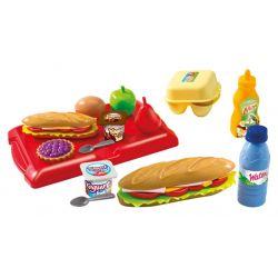 Ecoiffier Sandwich Set