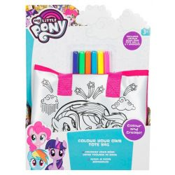 My Little Pony Color Your Own Bag