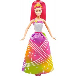 Barbie Dreamtopia Rainbow Cove Light Show Princess DPP90