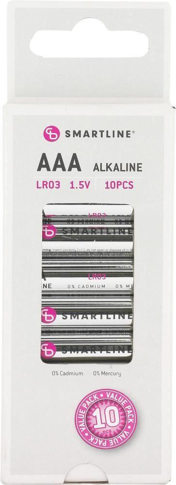 Läs mer om AAA, 1,5 Volt Batterier. 10 st.