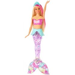 Barbie Dreamtopia Sparkle Lights Mermaid GFL82