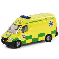 Siku Ambulans leksaksbil - 1:87
