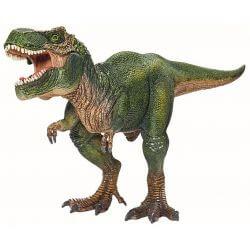 Schleich Tyrannosaurus Rex Dinosaurie ljusgrön 14525