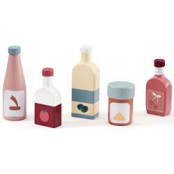Kids Concept Flaskset 5 st