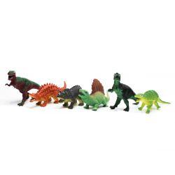 Dinosaurier 6 st. 12-17 cm - Play fun